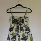 Sukienka mini Vero Moda kwiaty 36