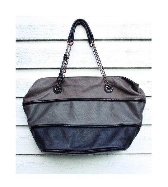 Pojemna torba Bata Flexible skóra...