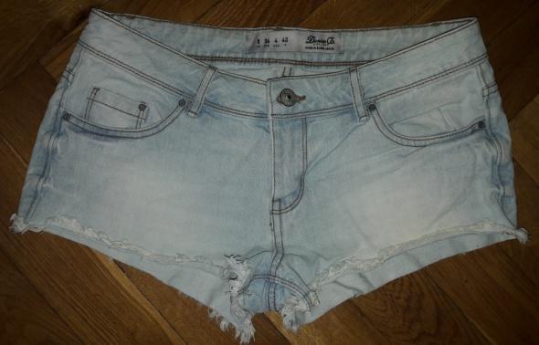Spodenki jeansowe Denim S Primark...