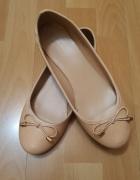 Brzoskwiniowe balerinki Dorothy Perkins 36...