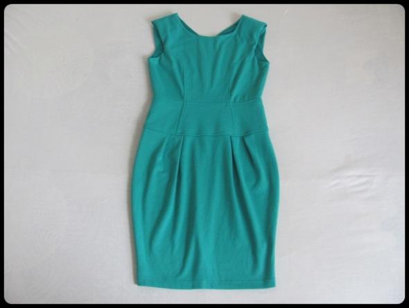 Dorothy Perkins sukienka zielona 38 M...