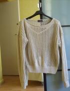 ażurowy sweter cena z przesyłką