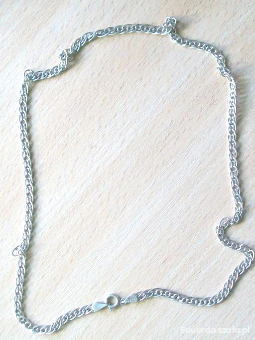 Srebrny łańcuch