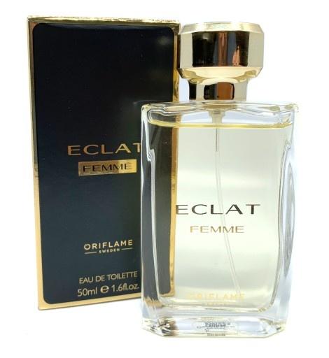 Perfumy NOWA WODA TOALETOWA ECLAT FEMME ORIFLAME 50 ml