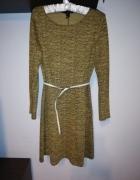 Sukienka dzianinowa H&M...