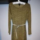 Sukienka dzianinowa H&M
