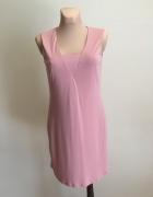 Nowa różowa sukienka...
