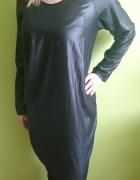 Śliczna woskowana sukienka LOLA...
