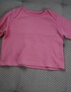 różowa bluzeczka 74...