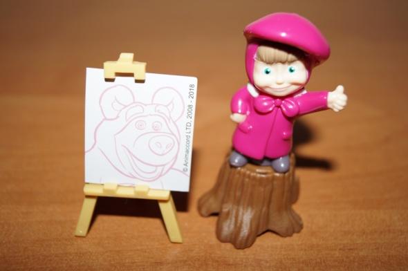 Zabawki Mała Masza