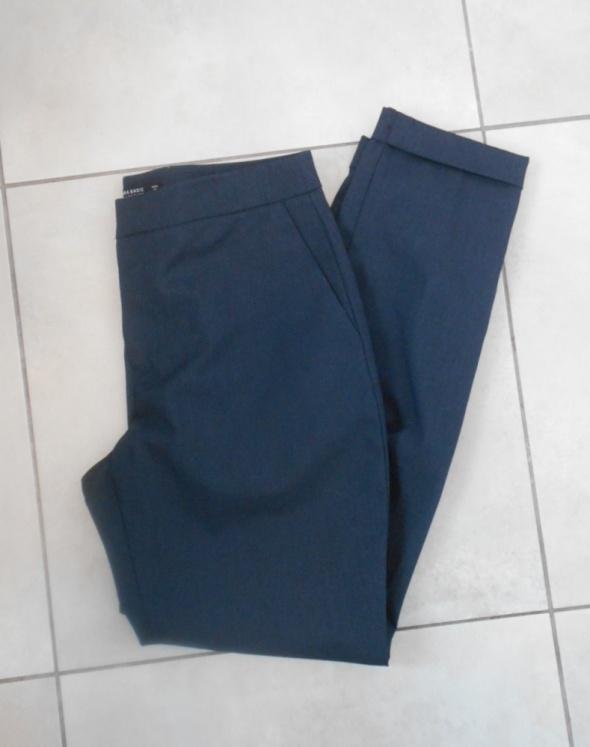 Zara cygaretki spodnie...