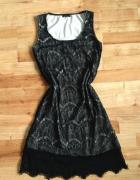 Koronkowa sukienka Mohito...