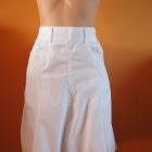 H&M biała spódnica