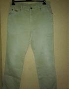 Wrangler Texas Beżowe męskie jeansy W36 L32...