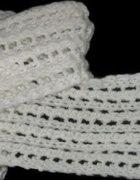 Ciepły wełniany długi szal 248 cm...