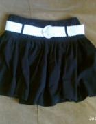 Atmospere czarna seksowna spódnica r 40