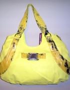 Nowa żółta torebka...