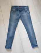 Jeansy spodnie...