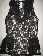 NEXT koronkowa długa bluzka damska roz 38...