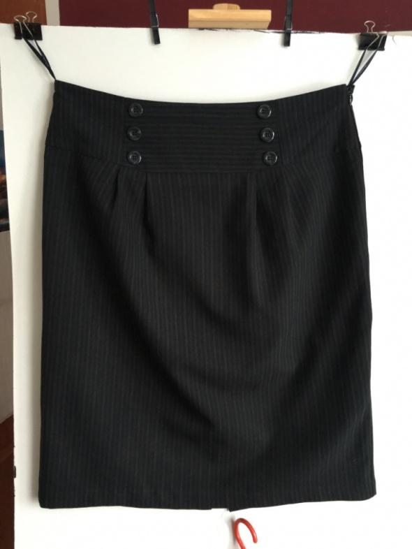 Spódnice Czarna ołówkowa spódniczka Atmosphere rozm 44