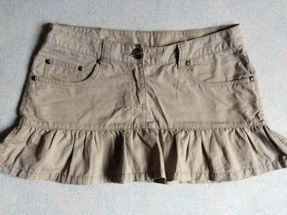 Spódnice spódniczka z kieszonkami