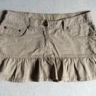 spódniczka z kieszonkami