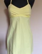Sukienka żółta miss Selfidge