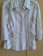 Koszula z kołnierzykiem Top Secret XS w paski...