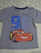 Bluzeczka Disney Auta plus gratis 92...