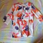 Kolorowa koszula w kwiaty