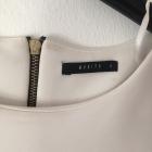 Mohito sukienka biało czarna S 36 ale pasuje również na M