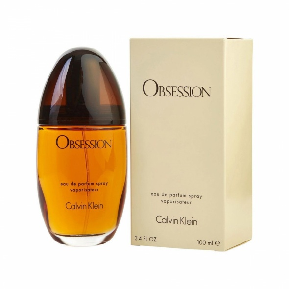 Perfumy CALVIN KLEIN OBSESSION WOMAN WODA PERFUMOWANA 100ML