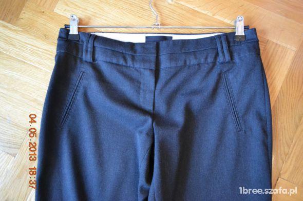 Spodnie Spodnie Vero Moda 40 ciemny szary