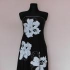 Debenhams sukienka rozkloszowana kwiaty 38