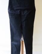 Spodnie Ciążowe Lindex Mom Mum Mama XS 34 Rurki Czarne...
