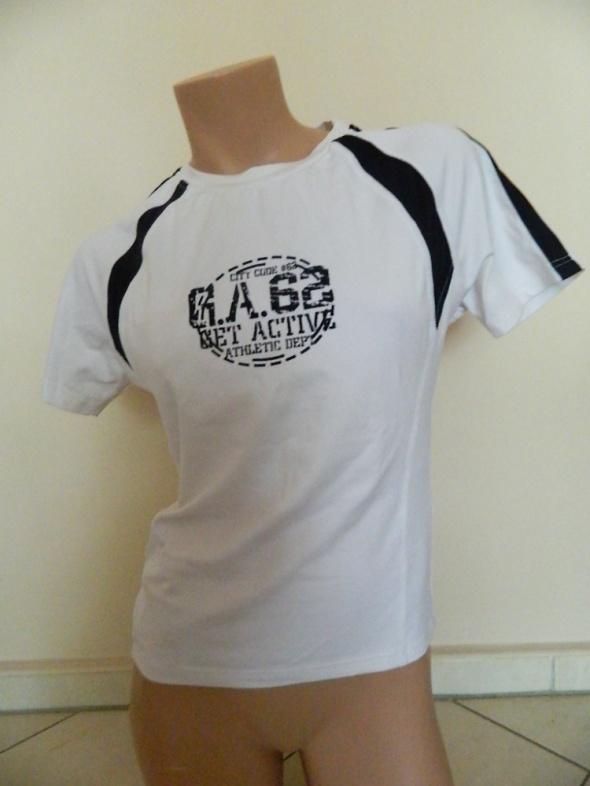 sportowa bluzeczka na siłownię SHAMP