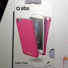 Etui obudowa Huawei p8 lite nowe różowe kabura plecki SBS
