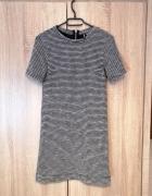 Sukienka w paski H&M 34 XS...