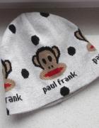 Paul Frank czapka zimowa groszki kropki...