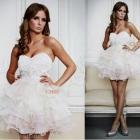 Śliczna sukienka z falbankami Firmy Lipsy London 3