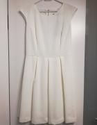 Sukienka biała Pretty Girl...