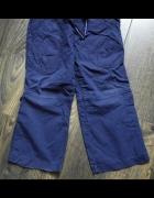 Spodnie chłopięce granatowe 104...