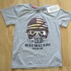 Komplet koszulka i spodenki dresowe 140