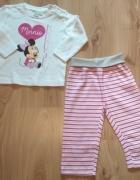 Nowy komplecik dla dziewczynki Myszka Minni Disney...