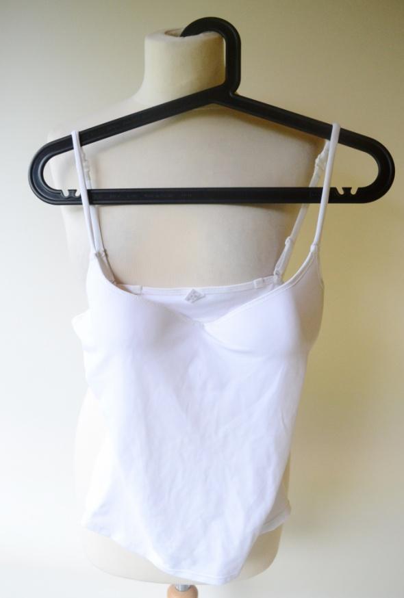 Bluzka Wyszczuplająca Biała 80B Trofe Body...