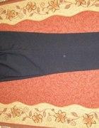 nowe spodnie atmo rurki wyższy stan haremki...