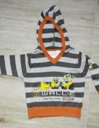 Sweterek z kapturem Walle 104 110