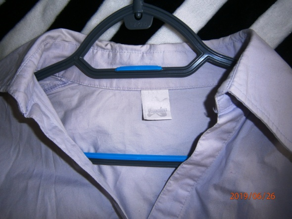 Bluzki lawendowa koszula camaieu