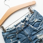 ZARA jeansowe spodenki szorty krótkie sexi