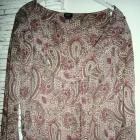 Bluzka we wzory ESPRIT